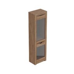 """Шкаф однодверный со стеклом""""Соренто"""""""