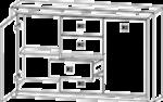 Гостиная Коен Комод 2d4s